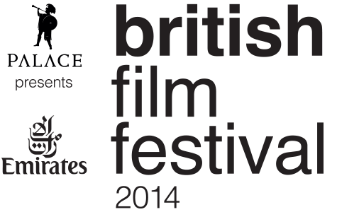 Emirates British Film Festival logo
